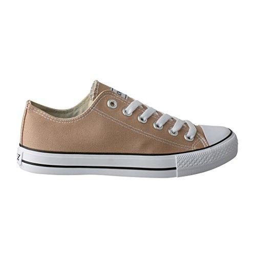 Sneaker Elara Elara Sneaker Elara Donna Khaki Donna Khaki Sneaker YxTqYF