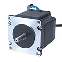 "Jinwen 120027 Stepper Motor DC 24V Nema 23, 4 Leads 2.2"" Long, 4 Channels, Single Shaft from Jinwen"