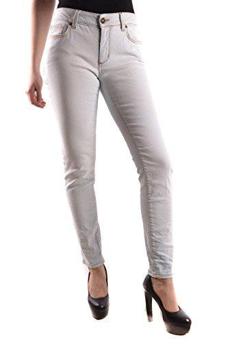 Reign Donna Bianco Cotone MCBI384045O Jeans 5rYq5