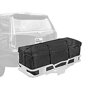 "ARKSEN 58"" Weather and Water Resistant Cargo Carrier Bag 58"" x 20"" x 19.5"""
