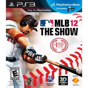NEW MLB 12: The Show PS3 (Videogame Software)