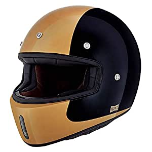 Nexx Helmet X.G100 Rocker Gold, Medium
