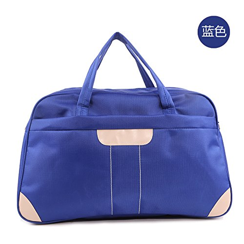GUANGMING77 Oxford Tuch Handtasche blue