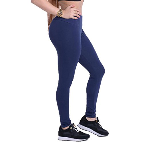 Womens Activewear Workout Leggings Waisted