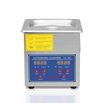 amazon com vevor commercial ultrasonic cleaner 1 3l 2l 3l 6l 10l 15
