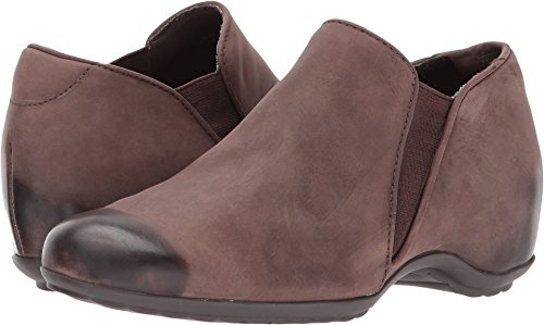 Walking Cradles Women's Keaton Brown Distressed Burnished Leather 10.5 D US ()