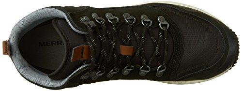 Merrell - Zapatillas de Material Sintético para mujer negro negro