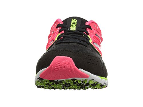(ニューバランス) New Balance メンズランニングシューズ?スニーカー?靴 Hanzo S Pink/Black ピンク/ブラック 10 (28cm) B