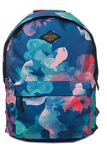 (Rip Curl Dome Watercamo Backpack in Blue )