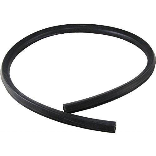 Eckler's Premier Quality Products 85291658 Nova Hood To Cowl Seal Rubber