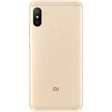 Amazon.com: Xiaomi Mi A2 Lite 64GB + 4GB RAM, Dual camera ...