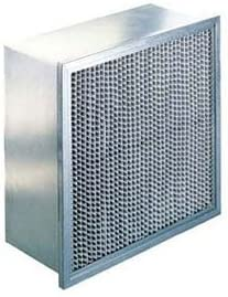 KochTM Filter 110-734-008 60-65/% Single Header Multi-Cell Extended Surface 20w X 25h X 12d