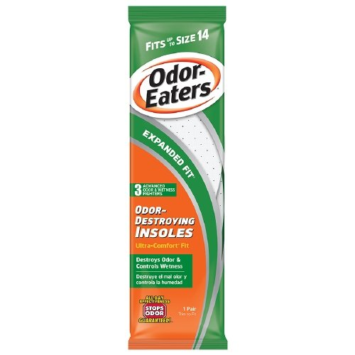Odor Eaters Ultra Comfort Odor Destroying Insoles Expanded product image