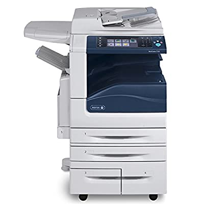 Refurbished Xerox WorkCentre 7530 Tabloid-size Color Multifunction Printer - 30 ppm, Copy, Print, Scan, Duplex, 1200 x 2400 dpi