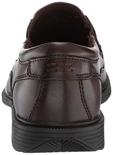 Nunn Bush Men's Bleeker Street Slip on Loafer