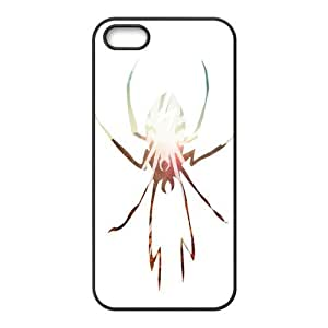 Fashion My Chemical Romance Personalized iPhone 5 5S PC Silicone Case Cover