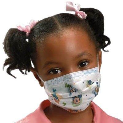 Kimberly-Clark Child's Face Mask, 75ct