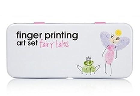 Amazon.com: NPW Finger Printing Art Set, Fairy Tale