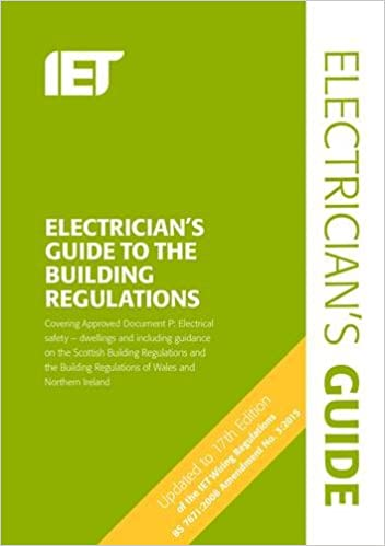 Admirable The Electricians Guide To The Building Regulations Electrical Wiring Digital Resources Almabapapkbiperorg