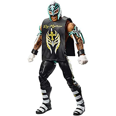 WWE Rey Mysterio Elite Collection Action Figure: Toys & Games
