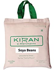 Kiran's Soyabeans, Eco-Friendly Pack, 5 lb (2.27 KG)