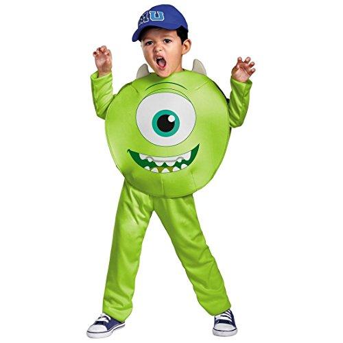 Mike Toddler Classic Costume - Toddler Large (Obi Wan Kenobi Toddler Costume)