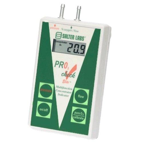 Oxygen Analyzer Pro2 Elite By Salter Labs
