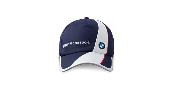 BMW - Gorra para hombre, diseño de BMW azul azul Talla:talla única: Amazon.es: Deportes y aire libre