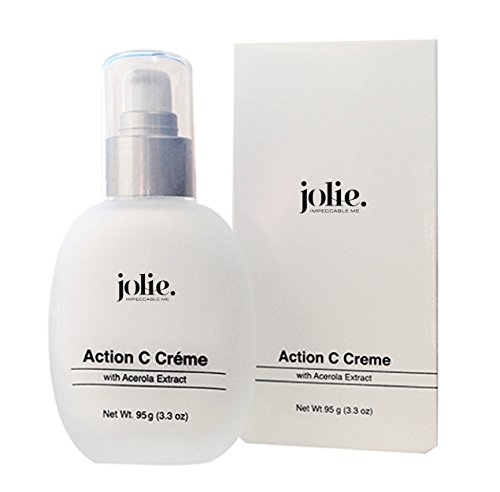 - Jolie Natures Dermatology Action C Creme with Acerola Extract, 3.3 oz