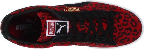 Puma , Baskets mode pour homme - - Haute Red, 44