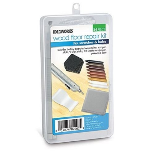 Ideaworks 24pc Wood Floor Repair Kit