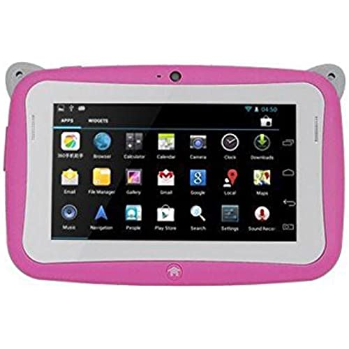 Kids Kid Education Tablets Tablet PC 4.3 Inch Dual Core RK2926 Android 4.2 512MB 4GB Wifi Coupons
