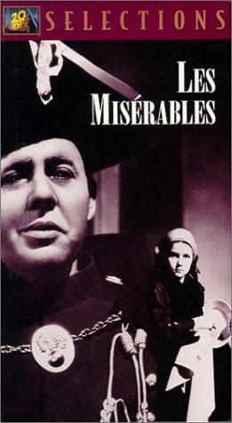 Les Miserables [VHS]