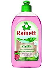 Rainett afwasmiddel, milieuvriendelijk, framboos, 500 ml