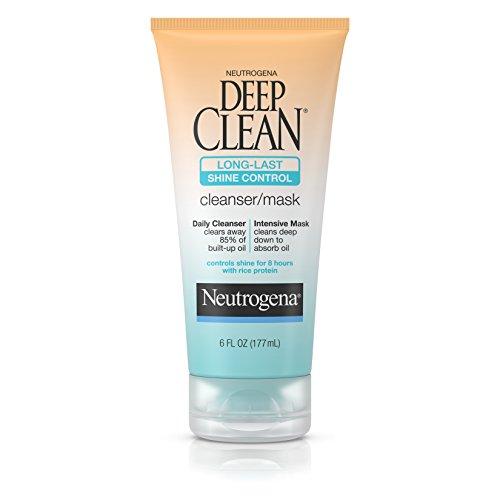 Neutrogena Clean Long Last Control Cleanser