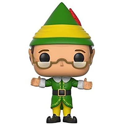 Funko Pop Movies: Elf - Papa Elf Collectible Vinyl Figure: Funko Pop! Movies:: Toys & Games
