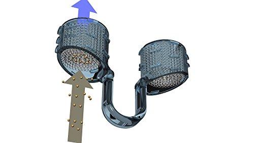 Sistema de FILTROS nasales de PARTICULAS Best Breathe® Filter, ref.: 05016, incluye 1 Porta Filtros talla M con 9 mm de diametro interior (uso mayormente para mujeres y hombres adultos) y 30 filtros de recambio. ¡Para filtrar POLVO, SUCIEDAD, POLENES, VIRUTAS, CASPAS, ESPORAS, germenes y otros alergenos entre 20 y 60 micras de tamano! ¡Protejase de la polucion!