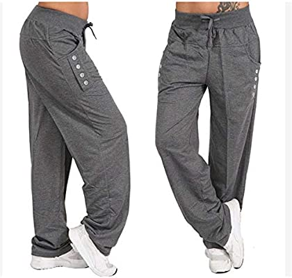 Melodycp Leg Gym Joggers Pantalones Chándal Partes de Jogging ...