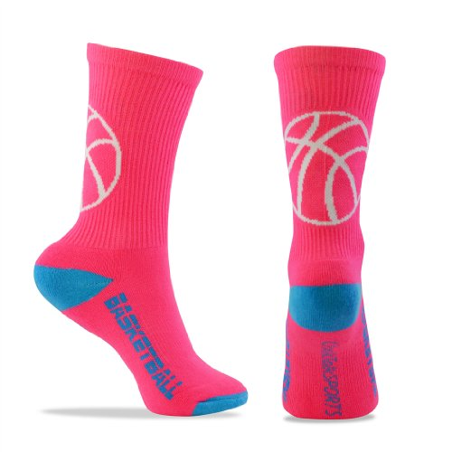 Women's Sports Basketball Shoes (Pink)- - 2