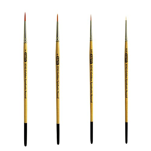 golden-synthetic-small-detail-round-brushes-set-sizes-10-0-3-0-0-2