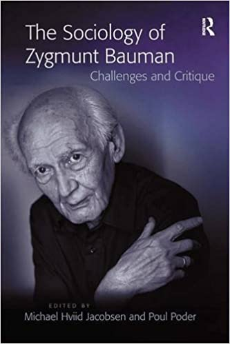 The sociology of zygmunt bauman challenges and critique michael the sociology of zygmunt bauman challenges and critique 1st edition fandeluxe Gallery