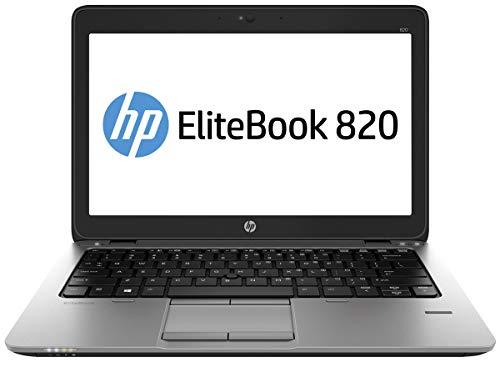 Hewlett Packard HP Elitebook 820 G1 (12,5 Zoll Notebook, 31,5cm, Intel Core i5-4300U, 2X 1,9 GHz, 500GB HDD 7200rpm…