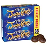 Original English Mcvities Jaffa Cakes Triple Pack