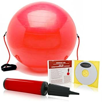 Everlast Pilates Inflatable Ball