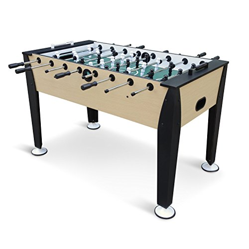 Soccer Foosball Action Table (EastPoint Sports Preston Foosball Table Soccer Game)