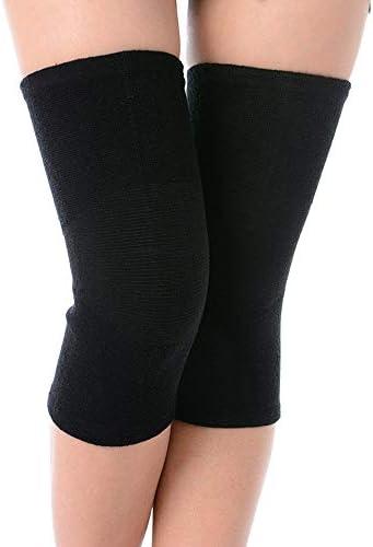 膝パッド スケートニーパッド大人の通気性の調節可能なアラミド繊維モトクロスマウンテンバイクサイクリングスケートボード (サイズ : M)