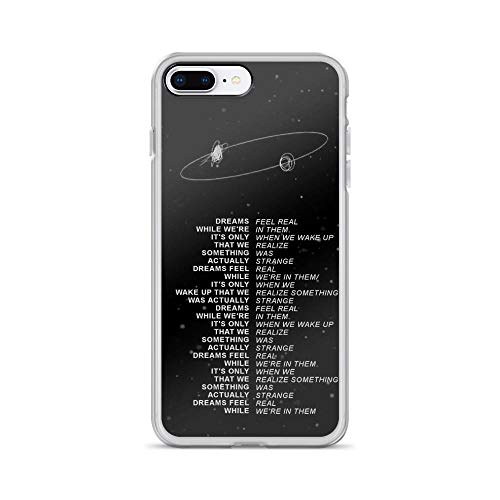 iPhone 7 Plus/8 Plus Pure Clear Case Cases Cover Dean - Come Over Limbo Beyond Phone CASE v1]()