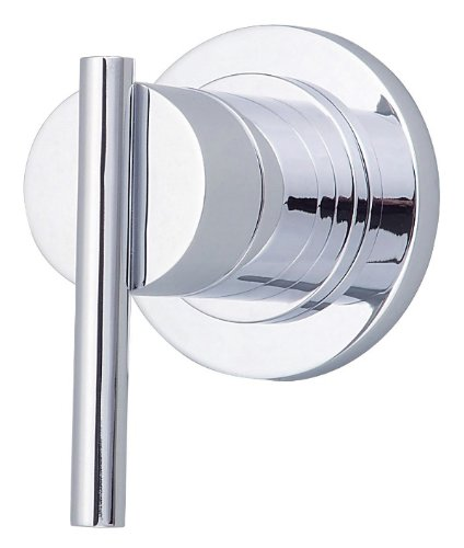 Danze D560958T Parma Single Handle Trim Kit for 3/4-Inch Volume Control/Shut-Off Valve or 3-Port/4-Port Shower Diverter, Valve Not Included, Chrome