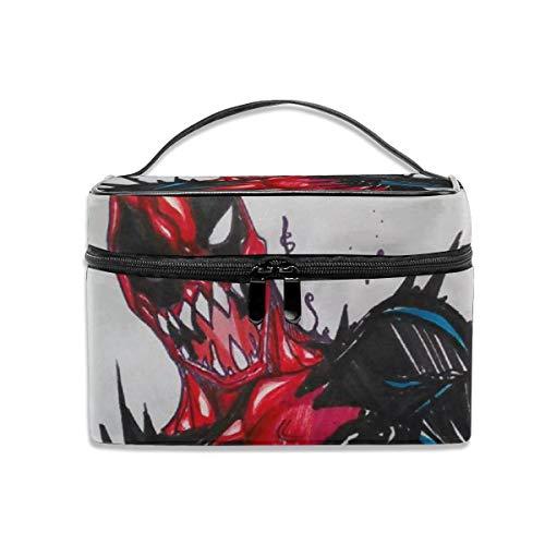 Deadpool CLX Fashion Cosmetic Bag Travel Makeup Cases]()
