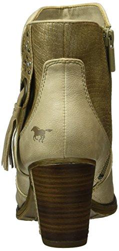 Mustang 1199-511, Botines para Mujer Blanco (243 ivory)